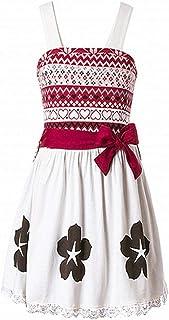 ملابس موانا للبنات تلبيس الأطفال الصغار ملابس كوسبلاي للأطفال الصغار مجموعة تنورة للفتيات الصغيرات أزياء تنكرية