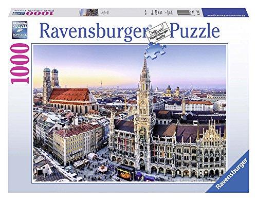 Ravensburger Puzzle 19426 - München - 1000 Teile