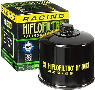 Hiflofiltro 2 Pack HF160RC-2 Black Premium Racing Oil Filter, Pack of 2, 2 Pack