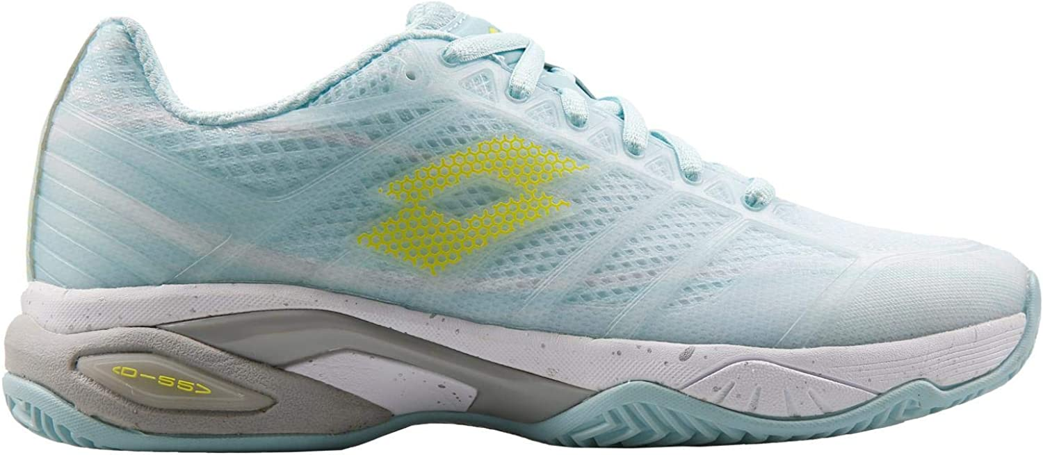 Lotto Lotto Mirage 300 Clay Tennisschuhe Damen Clearwater All Weiß (40.5 EU)  Ladenverkauf Outlet