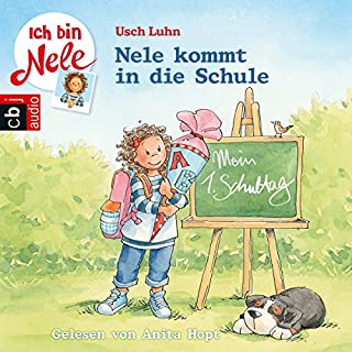 Nele kommt in die Schule     Ich bin Nele - Sonderband 5              Autor:                                                                                                                                 Usch Luhn                               Sprecher:                                                                                                                                 Anita Hopt                      Spieldauer: 1 Std. und 10 Min.     1 Bewertung     Gesamt 1,0