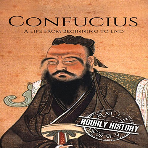Confucius: A Life from Beginning to End cover art