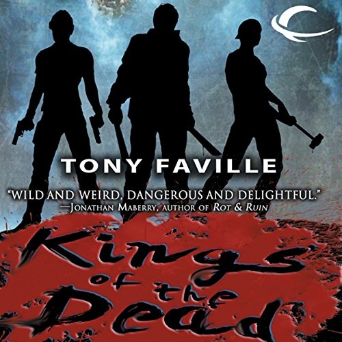 Kings of the Dead audiobook cover art