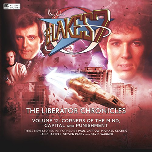 Blake's 7 - The Liberator Chronicles, Volume 12 cover art