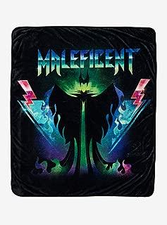 Disney Sleeping Beauty Maleficent Metal Throw Blanket