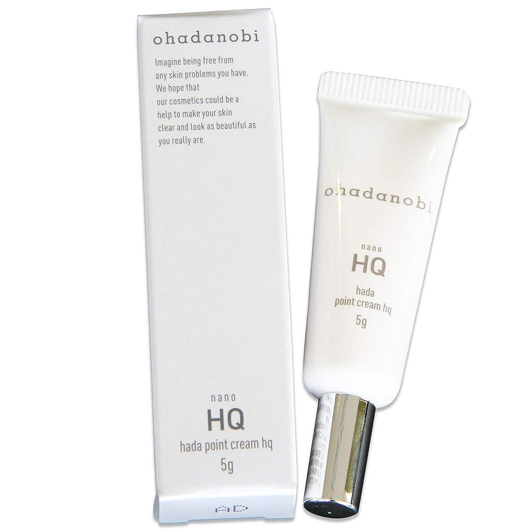 純 ハイドロキノン 4% 配合 日本製 ハダポイントクリームHQ オハダノビ