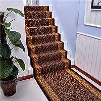 廊下敷きマット 非常に長いユーティリティ階段廊下ホールランナーカーペットラグ、滑り止め階段マット&フロアプロテクター、ブラウン、簡単にきれいな、65センチメートル/ 80センチメートル/ 100センチメートル/幅120cm (Size : 0.65x4m)
