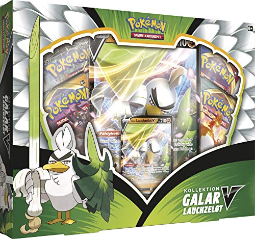 Pokémon International 45190 PKM September V Box