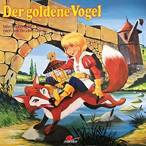 『Der goldene Vogel』のカバーアート