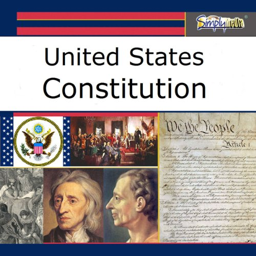 Constitution audiobook cover art