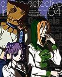 キューティクル探偵因幡 Vol.4【Blu-ray】[Blu-ray/ブルーレイ]
