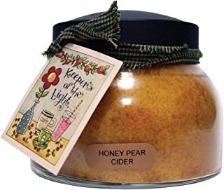 A Cheerful Giver A Honey Pear Cider 22 oz. Mama Jar Candle, 22oz