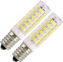 Bombilla campana extractora, ZSZT E14 bombilla LED 7W rosca