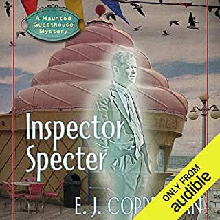 Inspector Specter audiobook cover art