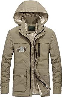 SemiAugust(セミオーガスト)メンズ ジャケット 裏ボア ブルゾン マウンテンパーカー 防寒 防風 冬物 アウター ソフトシェルジャケット 登山 ストリート コート