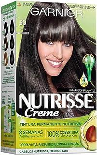 Coloração Nutrisse Creme 30, Grafite, Garnier