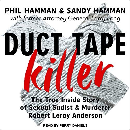 Duct Tape Killer cover art