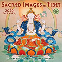 Sacred Images of Tibet 2020 Calendar: Thangka Meditation Paintings