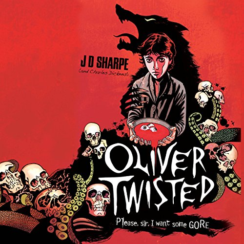 Oliver Twisted audiobook cover art