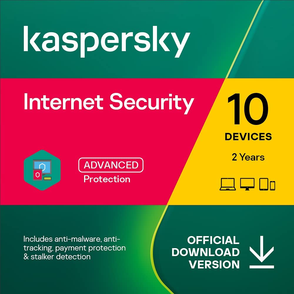 Kaspersky Internet New item Security 2021 10 Years PC Mac 2 Devices Max 78% OFF