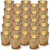 Granrosi Gold Mercury Votive Candle...