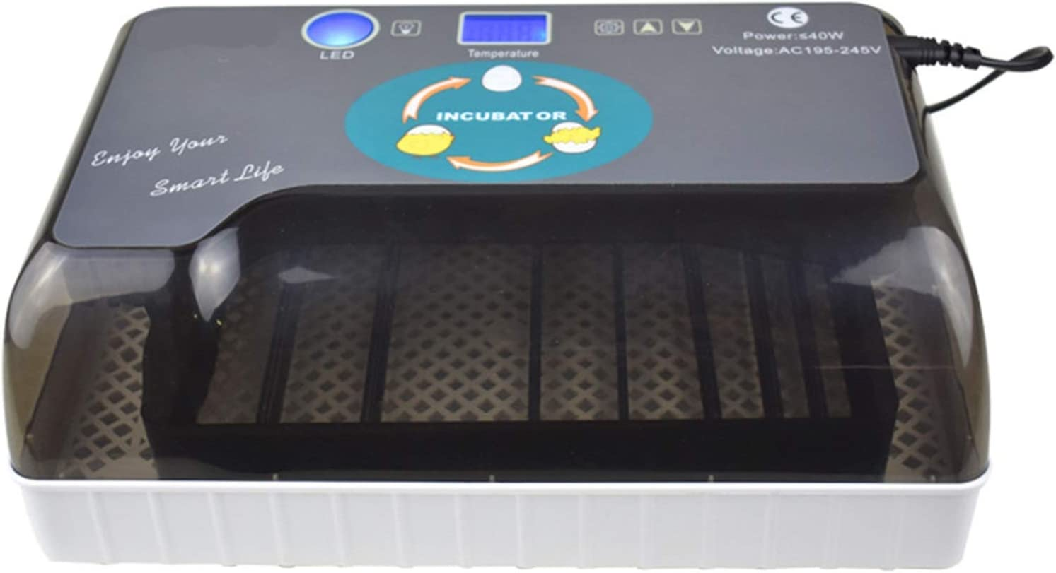 YAWEDA Deluxe Egg Incubator Mini Bombing free shipping Poultry wit 12