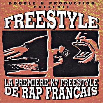 Cut Killer Freestyle, Vol. 1 (La première k7 Freestyle de rap francais)