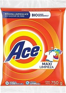 Ace Uno para Todo Detergente En Polvo 750gr
