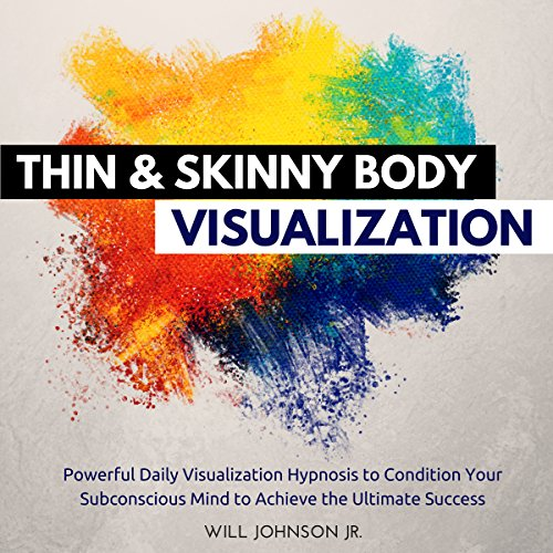 Thin & Skinny Body Visualization audiobook cover art