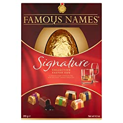 Elizabeth Shaw Famous Names Collection Egg, 265 g