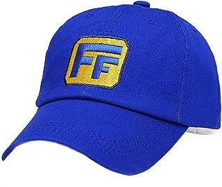 Fix It Felix Hat Wreck-It Ralph Baseball Cap Adjustable Blue Embroidered Casual Headwear