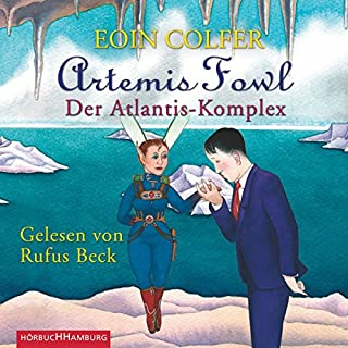 Der Atlantis-Komplex audiobook cover art