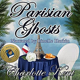 Parisian Ghosts: A Captain's Point Story audiobook cover art