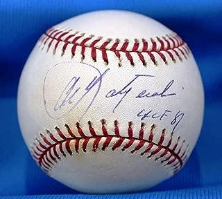 Carl Yastrzemski Signed Baseball - HOF 87 COA Major League - Steiner Sports Certified - Autographed Baseballs