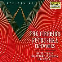 Firebird Ste/Petrouchka/Firewo