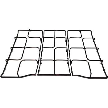 REX ZANUSSI ELECTROLUX Griglia cucina smaltata 3 fuochi+piastra cm 45.5x44.7