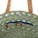 Zoom IMG-1 CARPISA Straw Bags MANDEL