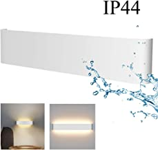 Perfecto Pasillo Escaleras Dormitorio Ba/ño Kimjo 14W Blanco Fr/ío 1500LM Moderna Apliques Pared Moda Agradable Luz de Ambiente AC85-265V 41CM L/ámpara de pared LED Interior
