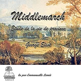 Couverture de Middlemarch