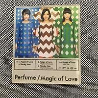 Perfume ジャケットコレクション バッジ