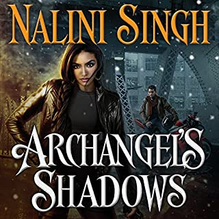 Archangel's Shadows     Guild Hunter, Book 7              By:                                                                                                                                 Nalini Singh                               Narrated by:                                                                                                                                 Justine Eyre                      Length: 12 hrs and 13 mins     1,126 ratings     Overall 4.7