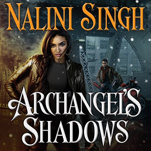 Archangel's Shadows audiobook cover art