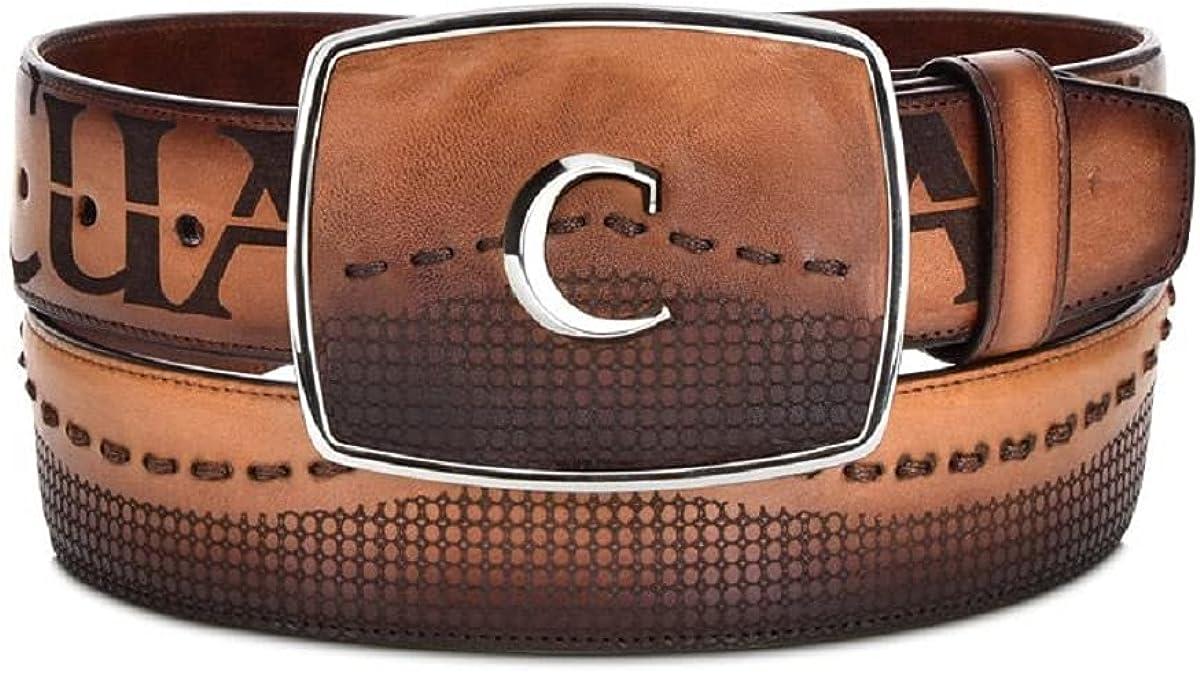 CV371RS Cuadra's Leather Fashion Belt