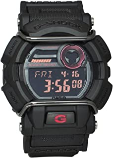 Casio G-Shock GD400-1DR Standard Digital Luxury Black/One Size Men's Watch