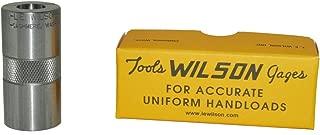 L.E. Wilson CG-3006 Case Gage, Polished Steel