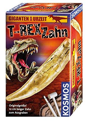 Kosmos 630492 - T-Rex Zahn