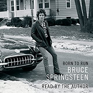 Born to Run                   By:                                                                                                                                 Bruce Springsteen                               Narrated by:                                                                                                                                 Bruce Springsteen                      Length: 18 hrs and 16 mins     395 ratings     Overall 4.8