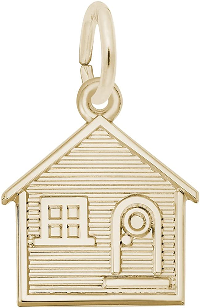 Popular products Rapid rise Rembrandt Charms House Engravable