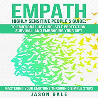 Empath Highly Sensitive People's Guide cover art
