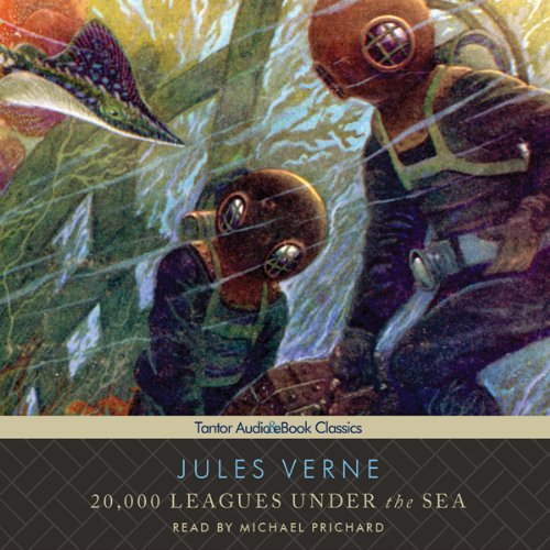 20,000 Leagues Under the Sea copertina